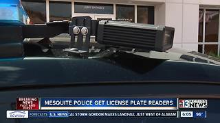 Mesquite Police get license plate readers