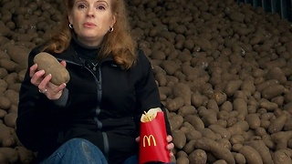 U of I team potato, Clearwater Russet, wins McDonald's french fry status - Video