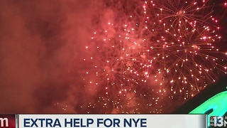 UPDATE: New federal help coming to Las Vegas for NYE - Video