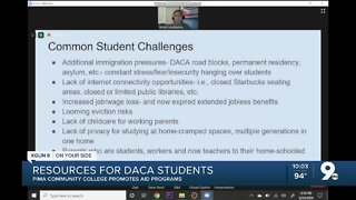 Pima Community College promotes programs for DACA students