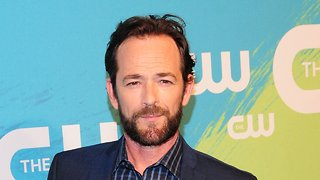 Luke Perry Reportedly Put In Medically Induced Coma