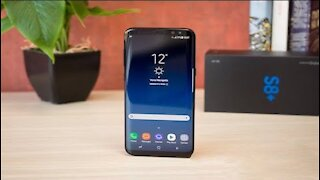 Samsung Galaxy S8+ Unboxing and Review