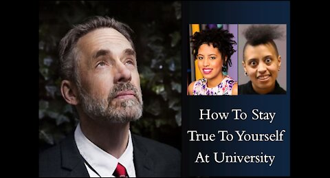Jordan Peterson - How To Stay True To Yourself At University