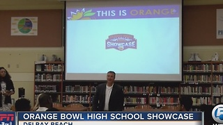 Orange Bowl High School Showcase - Video