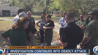 Investigation continues into deadly attack - Video