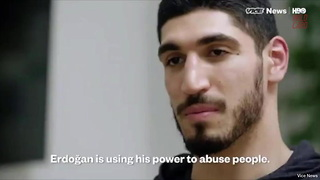 Enes Kanter May Face 4-Year Sentence In Turkish Prison For Insulting President Erdogan - Video