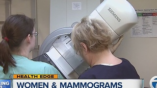 Mammograms and older women - Video