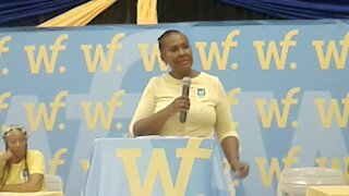 Women will rule with 'love and care', says Women Forward party (dgt)