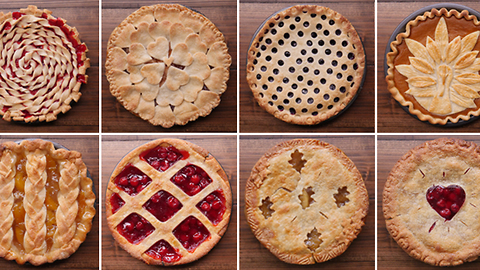 8 Easy Pie Crusts To Give Grandma A Run for Her Money