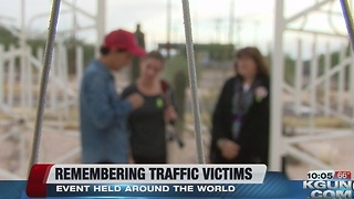 Remembering Traffic Victims - Video