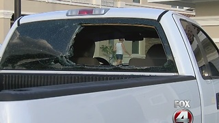 Deputies investigate vehicle break-ins - Video