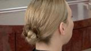 Hairstyle - Easy Bun - Video