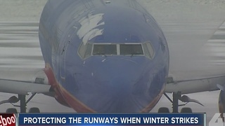 How KCI prepares for winter weather - Video
