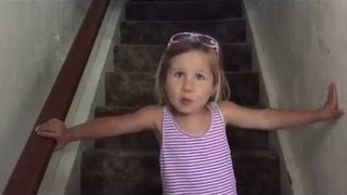 Adorable Little Girl Sings Song About Not Peeing the Bed