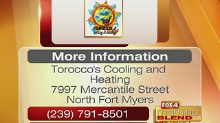 Torocco's Cooling and Heating 11/21/16 - Video