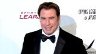 Travolta Talks Tragedy - Video