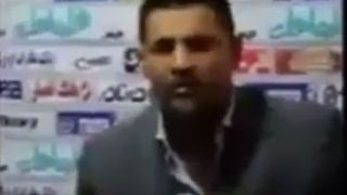 Ali Daei criticizes spectators behaviour in stadium - Video