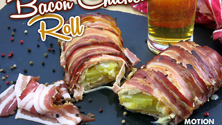 Bacon chicken roll recipe - Video