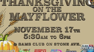 Thanksgiving on the Mayflower - Video