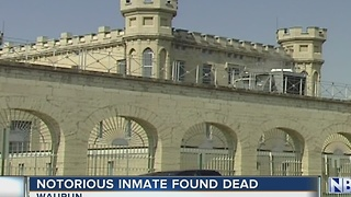Inmate from Iowa dies in Wisconsin prison - Video