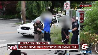 Two juveniles arrested for alleged assault on Monon Trail - Video