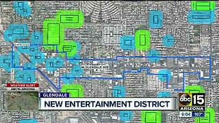 New entertainment district slated for Glendale