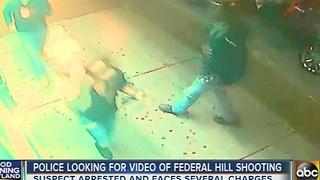 Police are looking for video of Federal Hill shooting - Video