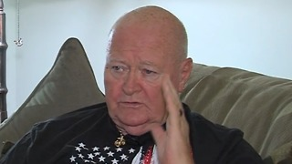 Veteran reflects on meaning of Independence Day - Video