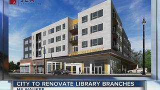Martin Luther King library location is next up in redevelopment plan - Video
