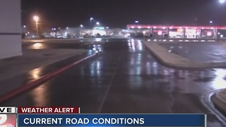 Winter Weather coverage: Road conditions in Tulsa - Video