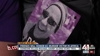 Friends honor Indian Creek Trail homicide victim - Video