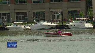 Fox River boating restrictions during the Fourth of July - Video