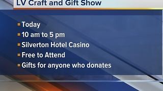 LV Craft and Gift Shows host Hug-a-Bear fundraiser - Video