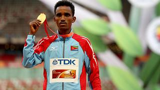 Distance Runner Ghimray Ghebreslassie Of Eritrea Still Holds World Record - Video