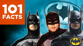 101 Facts About Batman - Video