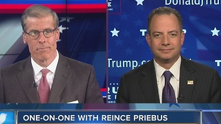 One-on-one with Reince Priebus - Video