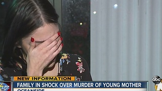 Family in shock over murder of young mother - Video