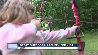 Great Outdoors: Teaching archery to the next generation - Video