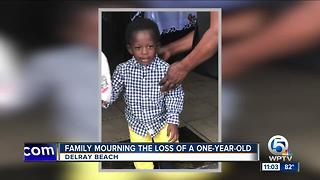 Delray Beach family mourns loss of son after hot car death - Video