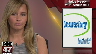 Program helps customers pay heating bills - Video