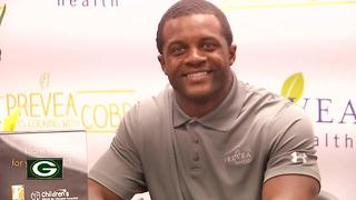 Packers' Randall Cobb releases cookbook - Video