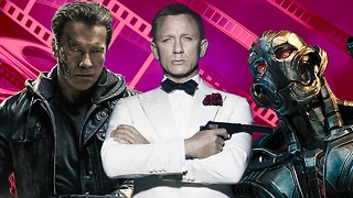 Top 10 WORST Movies Of 2015 - Video