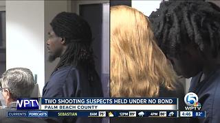 2 suspects held without bond after killing Cracker Barrel employee - Video