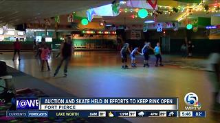 Benefit held to save Fort Pierce skating rink - Video