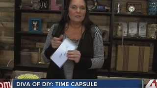 Diva of DIY: Time capsule - Video