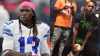 Cowboys Receiver Lucky Whitehead's Dog Held HOSTAGE, Returned Home Safely - Video