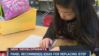 Panel recommends ideas for replacing ISTEP - Video