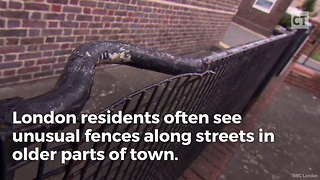 "History of ""Crook"" in Fence Shocks Residents - Video"