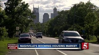 Nashville Is Hottest Housing Market In US - Video