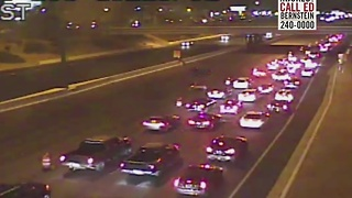 215 closing in both directions near Airport Connector - Video